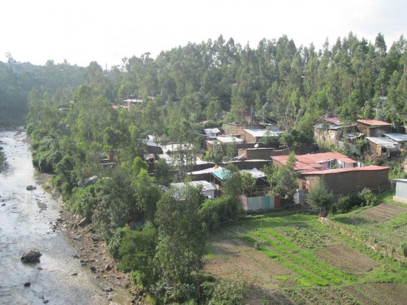 Lo slum Bole Bulbula